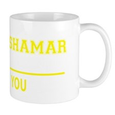 Unique Shamar Mug