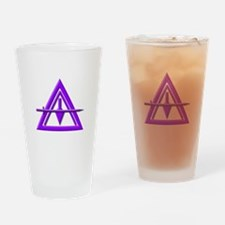 York Rite Council Drinking Glass