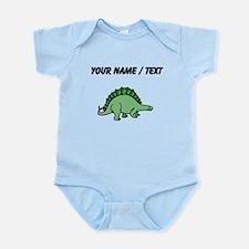 Green Stegosaurus (Custom) Body Suit