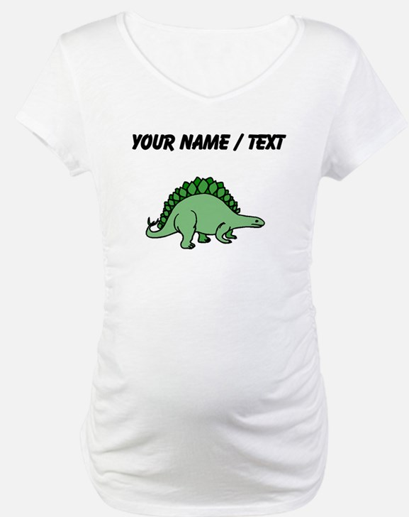 Green Stegosaurus (Custom) Shirt