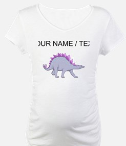 Purple Stegosaurus (Custom) Shirt