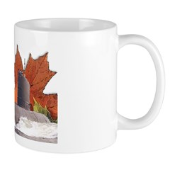 SUPPORT-CANADIAN-SUBMARINE- Mugs