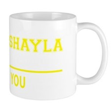 Unique Shayla Mug