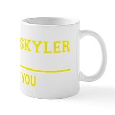 Funny Skyler Mug