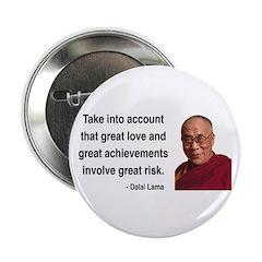 """Dalai Lama 7 2.25"""" Button (100 pack)"""