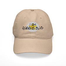 I am Queens Blvd 2 - Gold Baseball Cap