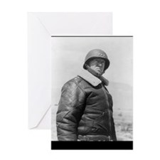 george patton Greeting Cards
