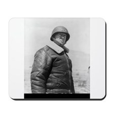 george patton Mousepad