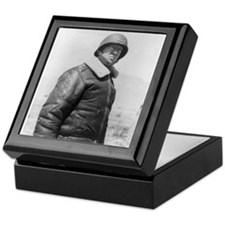 george patton Keepsake Box