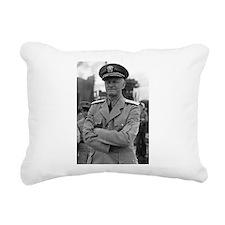 chester nimitz Rectangular Canvas Pillow