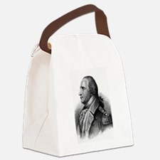 benedict arnold Canvas Lunch Bag