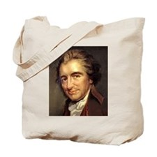 thomas paine Tote Bag