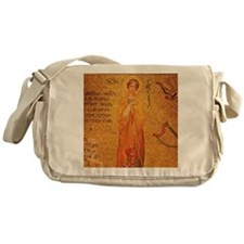 St Cecilia Messenger Bag