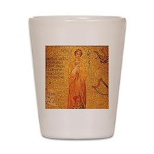 St Cecilia Shot Glass