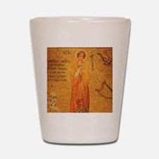 St Cecilia Shot Glass