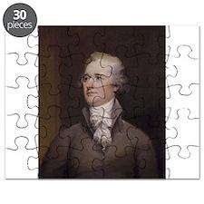 alexander hamilton Puzzle