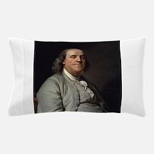ben franklin Pillow Case