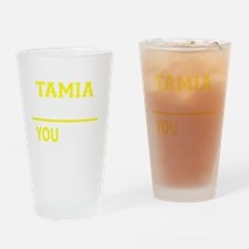 Cool Tamia Drinking Glass