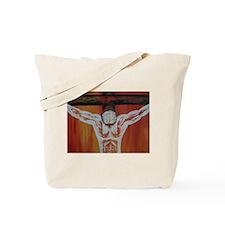 """Crucifixion"" Tote Bag"