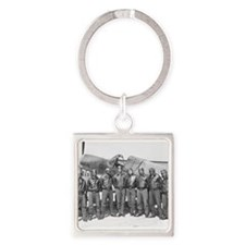 tuskegee airmen Keychains