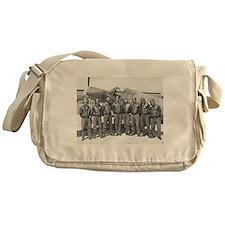 tuskegee airmen Messenger Bag