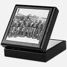 tuskegee airmen Keepsake Box