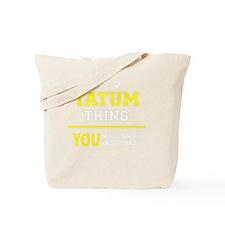 Cool Tatum Tote Bag