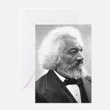 frederick douglass Greeting Cards