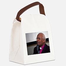 desmond tutu Canvas Lunch Bag