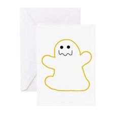 Cute Lil Ghost Greeting Cards (Pk of 10)