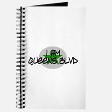 I am Queens Blvd 2 - Grn Journal