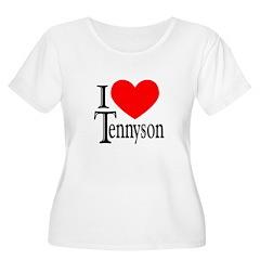 I Love Tennyson T-Shirt