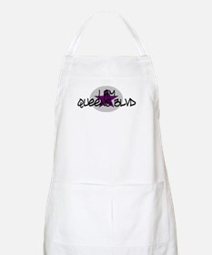 I am Queens Blvd 2 - Prpl BBQ Apron