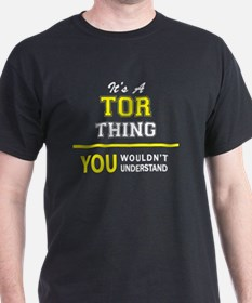 Unique Tor T-Shirt