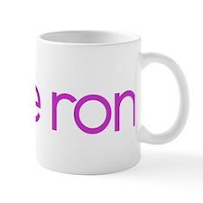 i love ron Mug