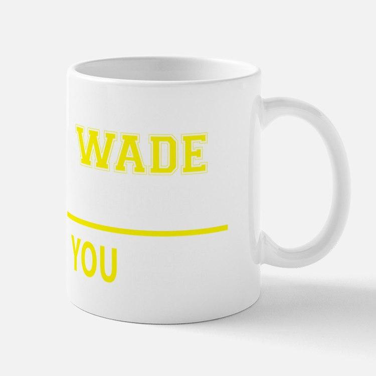Cute Wade Mug