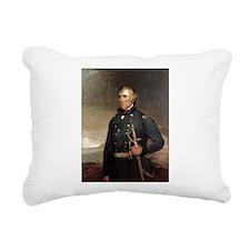 zachary taylor Rectangular Canvas Pillow