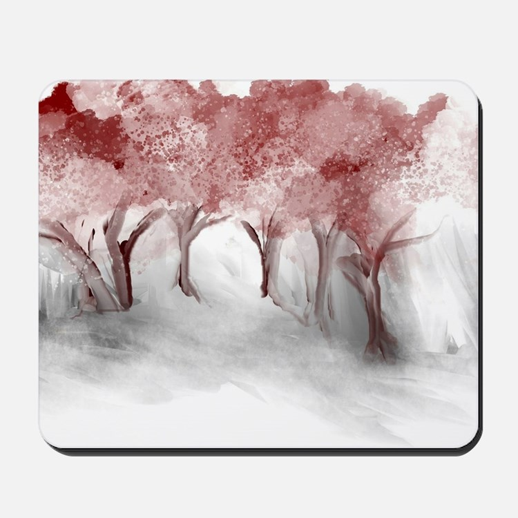 Cranberry Trees Mousepad