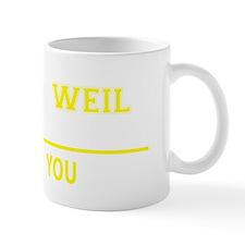 Cute Weil Mug