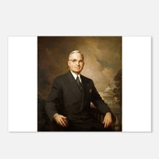 harry truman Postcards (Package of 8)