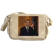 ricjard nixon Messenger Bag