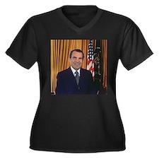 ricjard nixon Plus Size T-Shirt