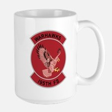 fighter_squadron_patch195 Mugs