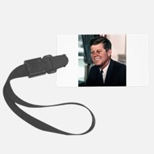 john f kennedy Luggage Tag