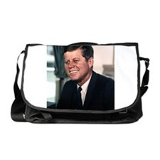 john f kennedy Messenger Bag