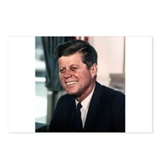 john f kennedy Postcards (Package of 8)
