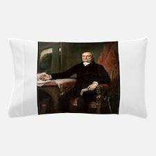 john quincy adams Pillow Case