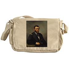 ulysses s grant Messenger Bag