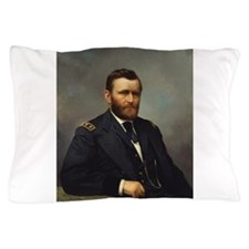 ulysses s grant Pillow Case