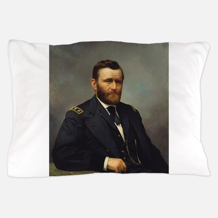 ulysses s grant Pillow Case